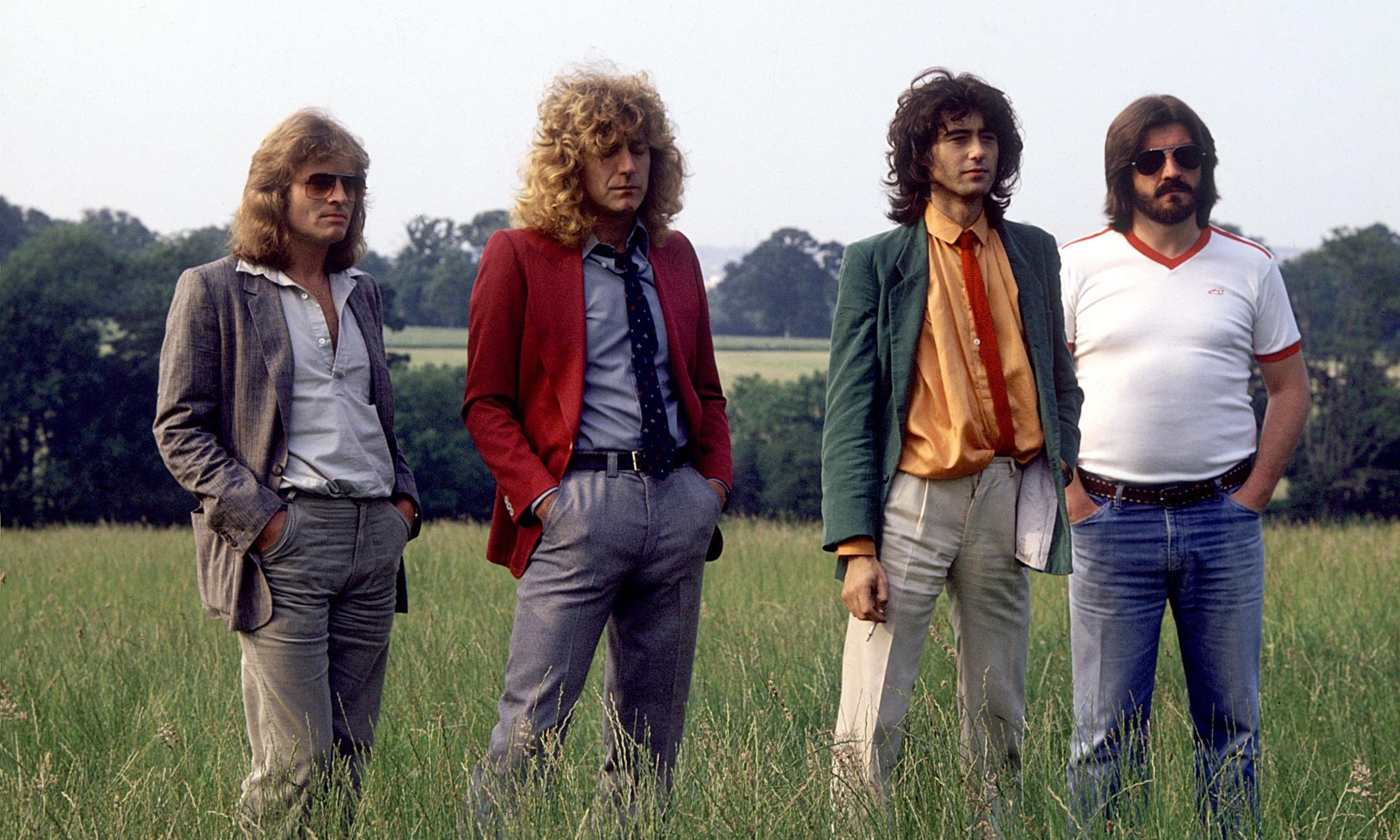 Vans договорились о коллаборации с Led Zeppelin