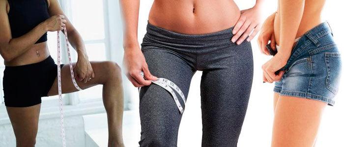 Хочу похудеть в бедрах - что делать?