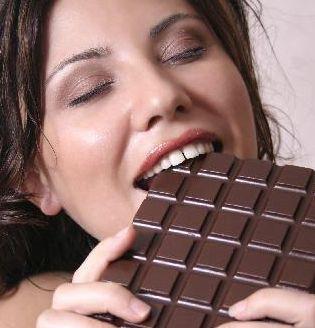 Ученые изобрели шоколад без калорий