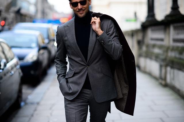 Как одеваться мужчинам после сорока лет
