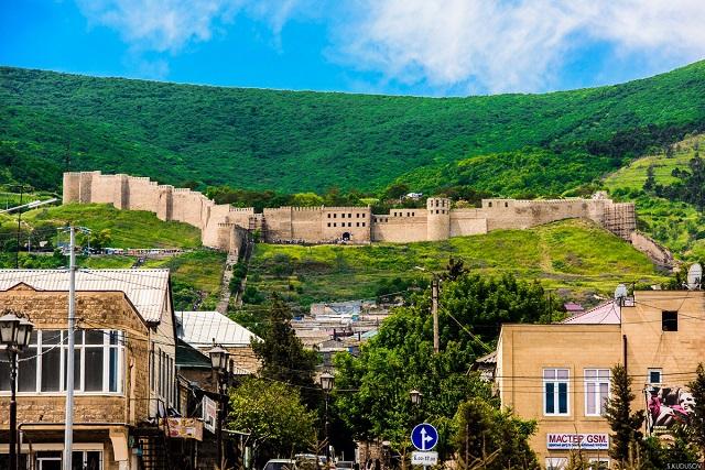 Отдыхаем летом. Дагестан – удивительный край природы, моря, древних городов