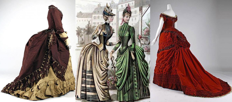 Шлейф: история модного элемента