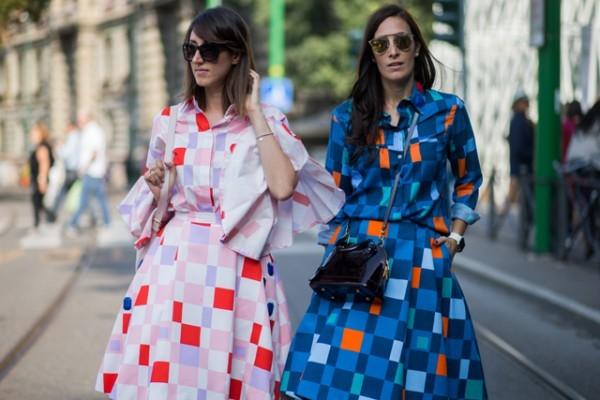 Популярные сочетания из мира моды