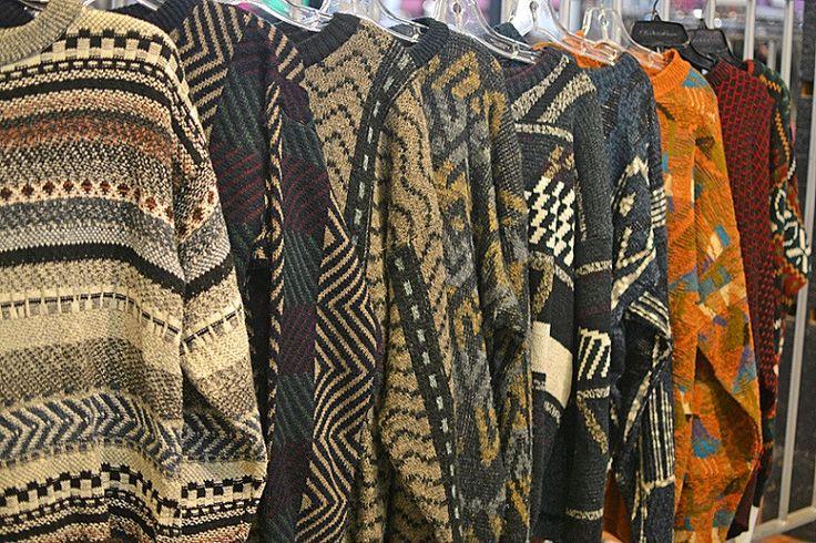 Бренд Acne Studio выпустил коллекцию свитеров в скандинавском стили