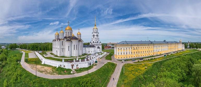 Маршрут выходного дня. Владимир – старинный русский город, которому более 900 лет