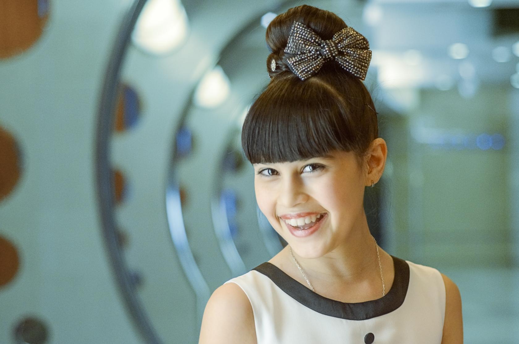 Диана Анкудинова показала новое платье