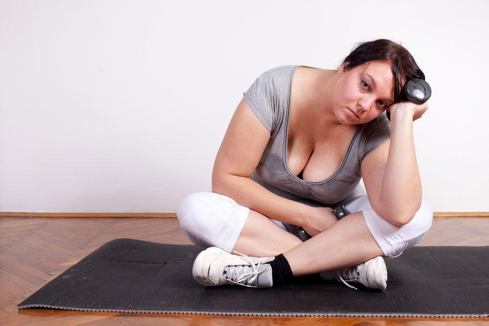 Ошибки при похудении, которых нужно избегать