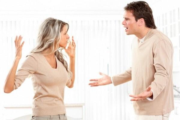 Четыре стратегии семейных ссор