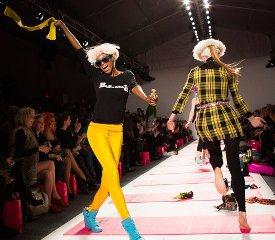 Нью-Йорк дал старт осеннему модному марафону