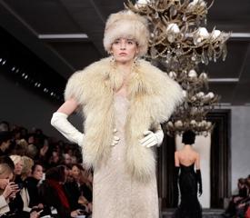 Этюды Нью-йоркской недели моды
