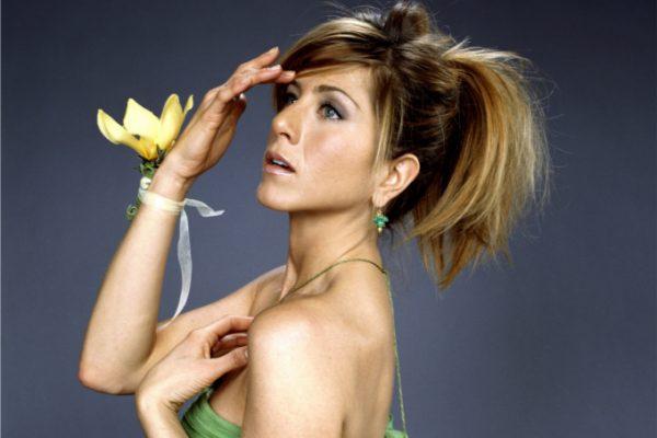 Дженнифер Энистон делится секретами красоты