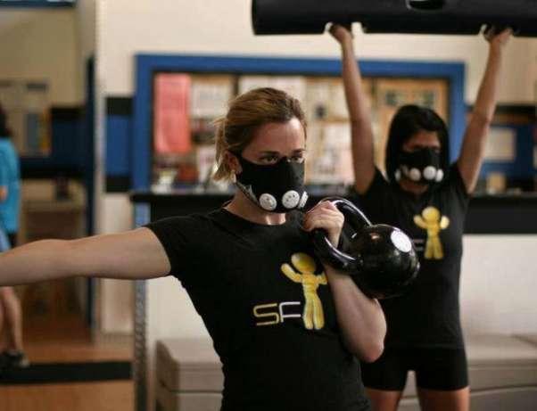 Что такое тренировочная маска и для чего она нужна