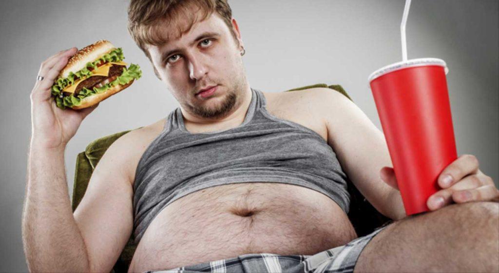 В городах толстяков больше
