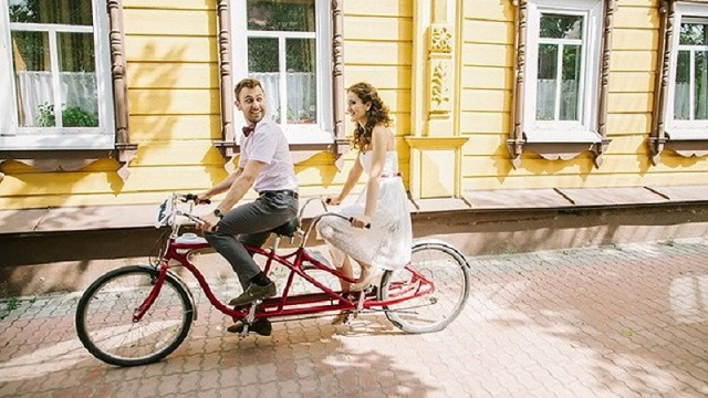 Десять занятий, которые сблизят вашу пару