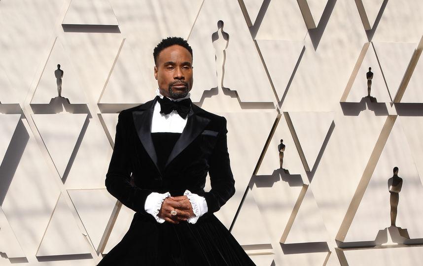 Актер пришел на Оскар в платье