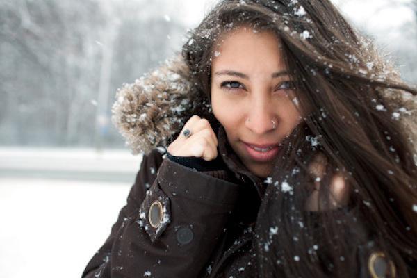 Правила по уходу за волосами в холодное время года