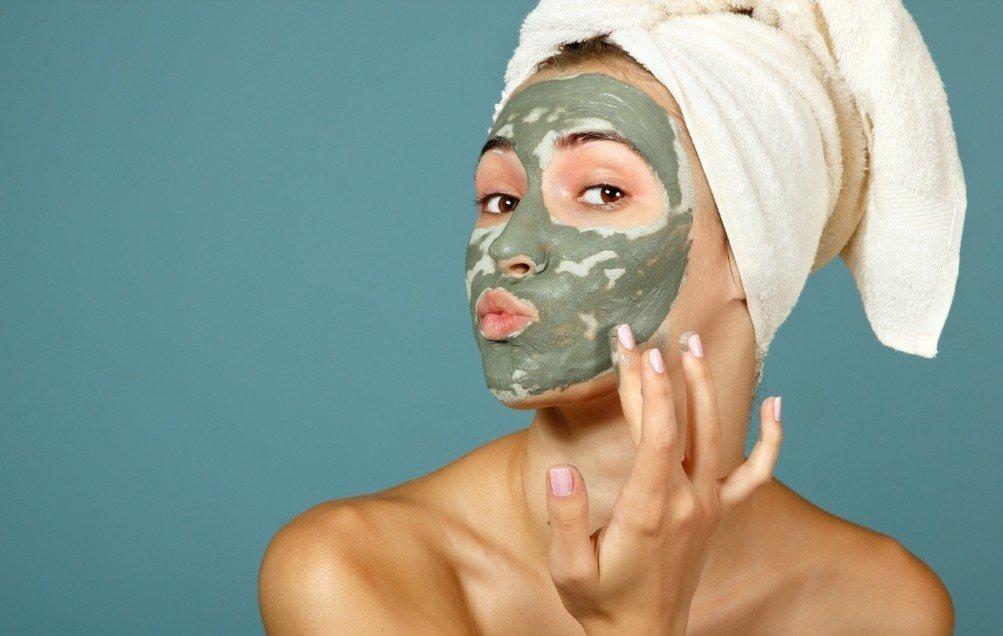 Цветная глина справится с любыми проблемами кожи