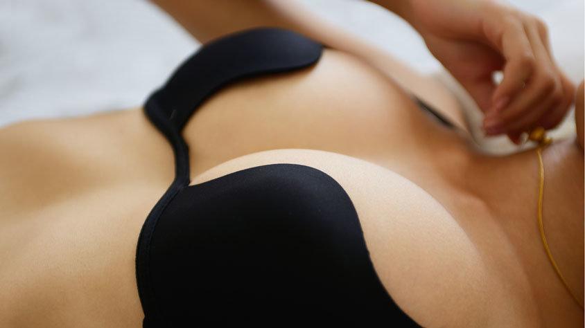 От чего растет грудь?