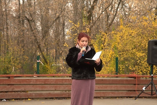 Алена Полынь рассказала про Навального