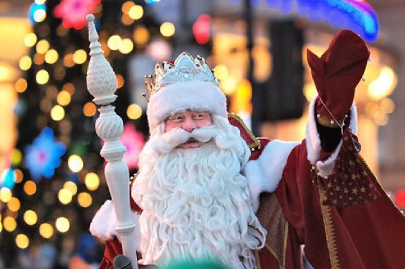 Россияне верят в Деда Мороза и во взрослом возрасте