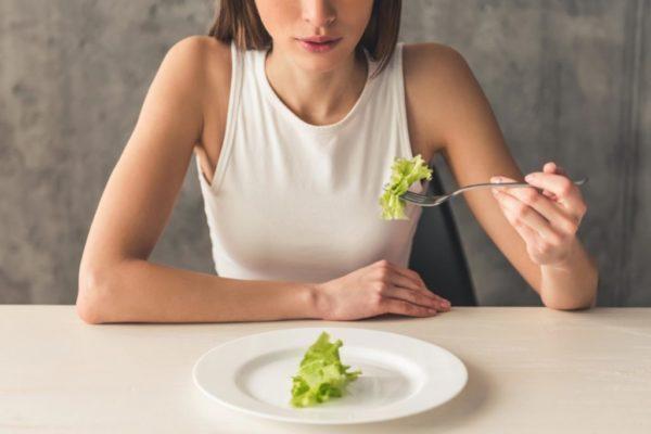 Причины низкой эффективности диет.