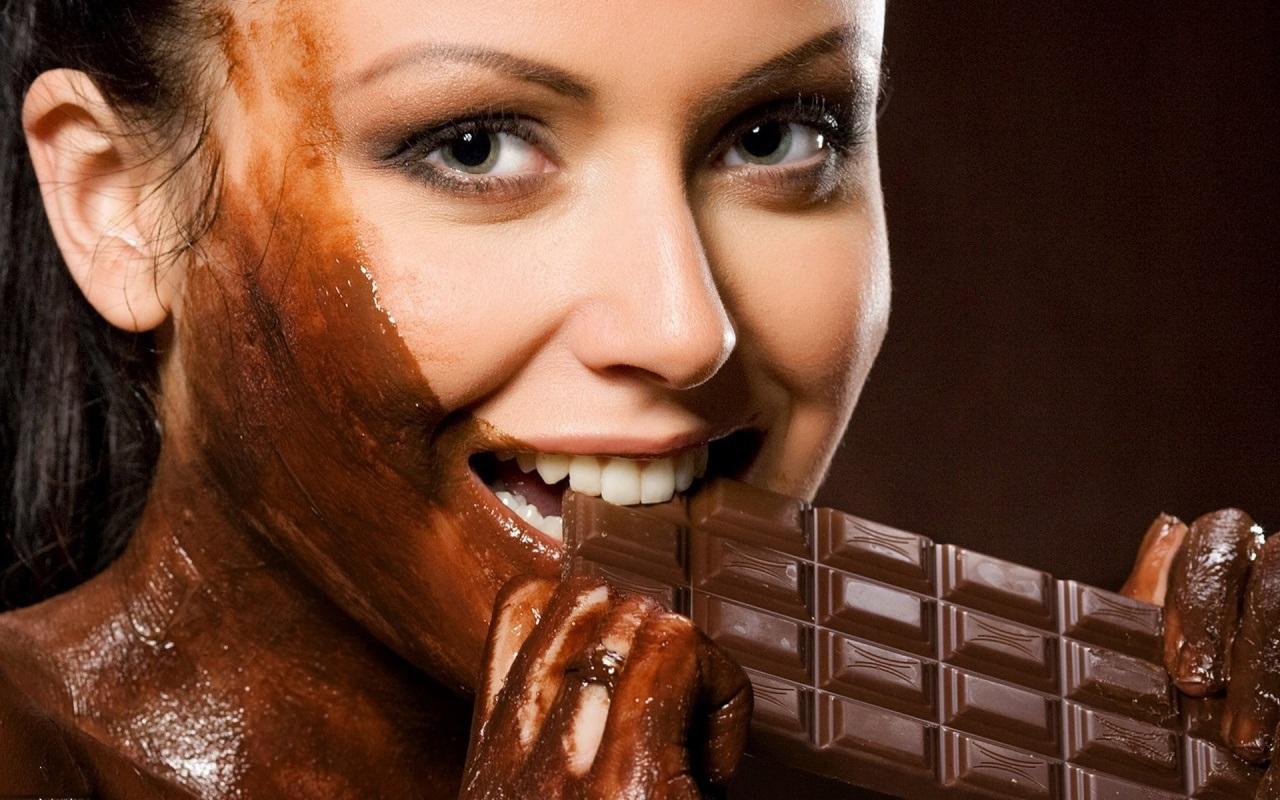 Будь в шоколаде! Рецепты красоты от шоколада