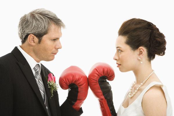 Как не стать женщине после свадьбы