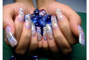 Как ухаживать за наращенными ногтями