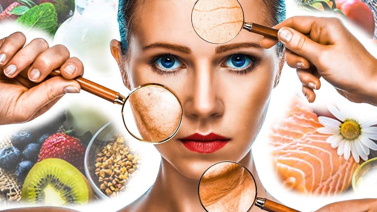 Продукты, которые помогут остановить старение