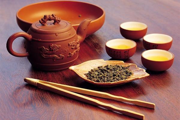 Пьём чай, как положено или современная чайная церемония