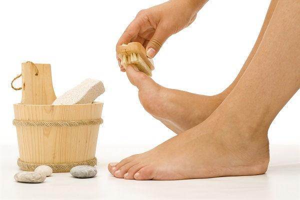 Как привести ножки в порядок в домашних условиях