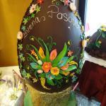 Итальянские пасхальные яйца