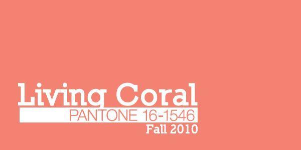 Pantone выбрали цветом 2019 года