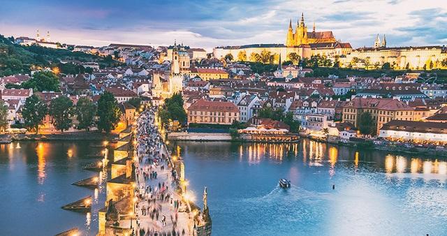 Лучшие места для отдыха в Европе