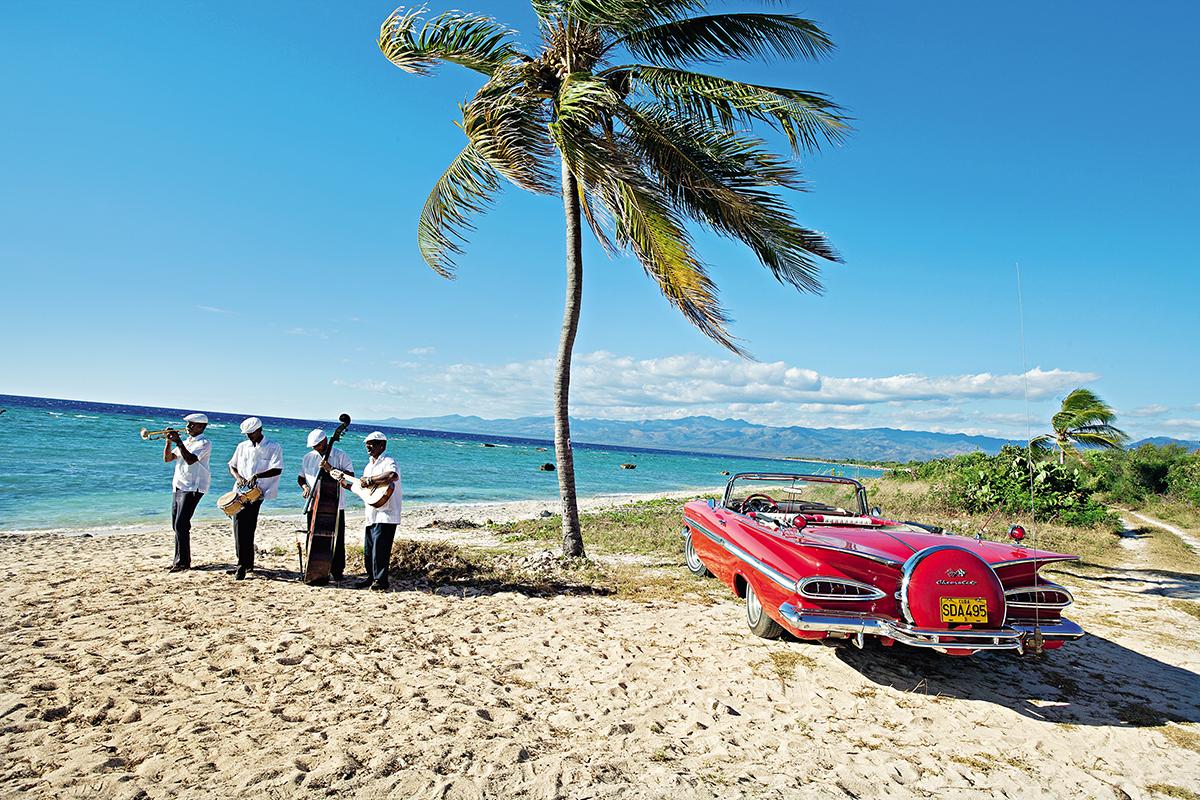 Куба: чем заняться в стране Кастро, кораллов и ламантинов