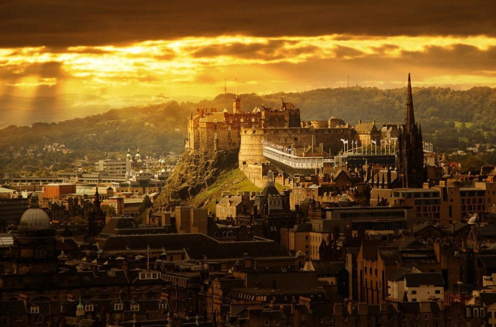 Эдинбург - родина Гарри Поттера, Шерлока Холмса, Джона Ребуса...