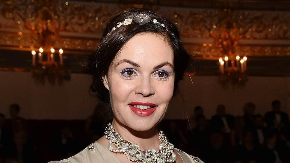 Екатерина Андреева считает, что ежедневный макияж — это тушь