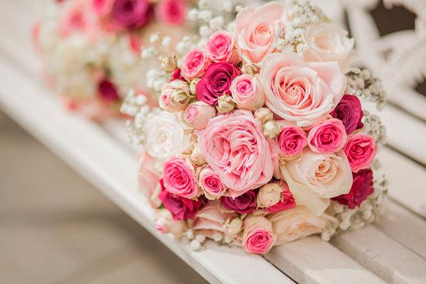 Лучшие цветы для свадебных букетов