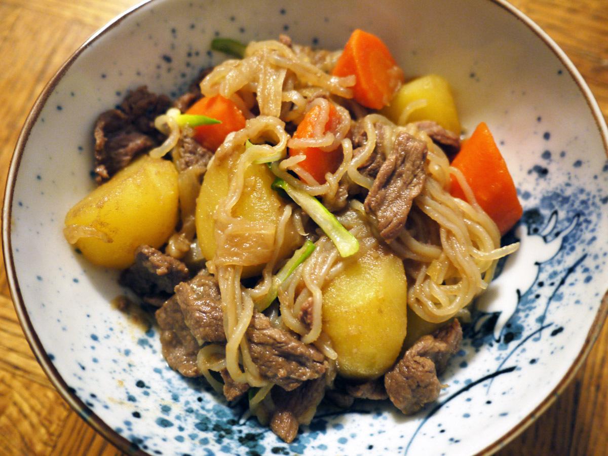 Японское блюдо с европейской историей
