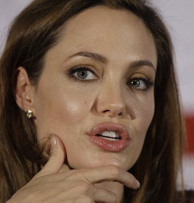 Анджелина Джоли: