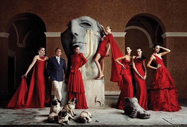 История модного дома Valentino