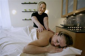 SPA: рейтинг экзотических массажей