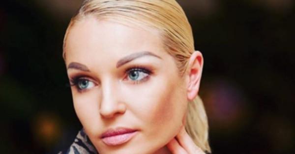 44-летняя Анастасия Волочкова объявила о своей свадьбе