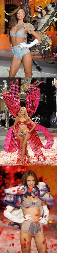 Новые лица феерического шоу от Victoria's Secret