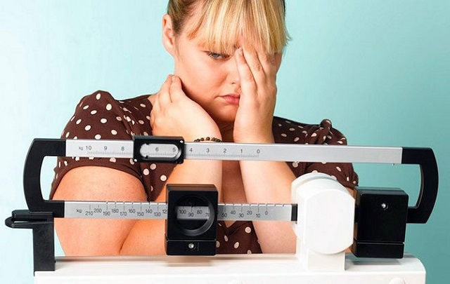 Если ваш вес замер в
