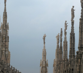 Неизвестный Милан: еврейский квартал