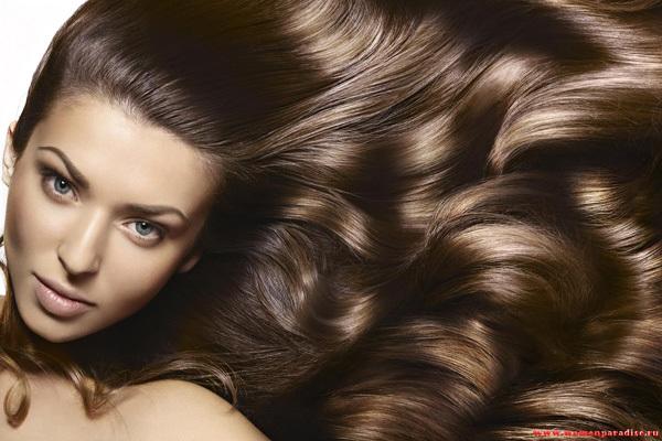 Возвращаем волосам блеск при помощи продуктов