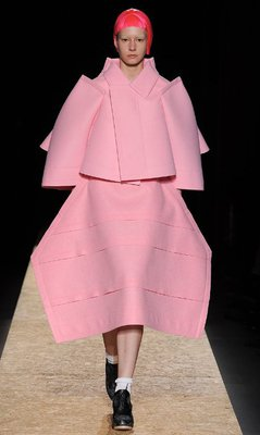Париж: мода будущего