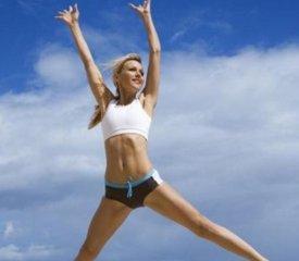 Жиросжигающий фитнес, или Выдыхаем килограммы и стрессы