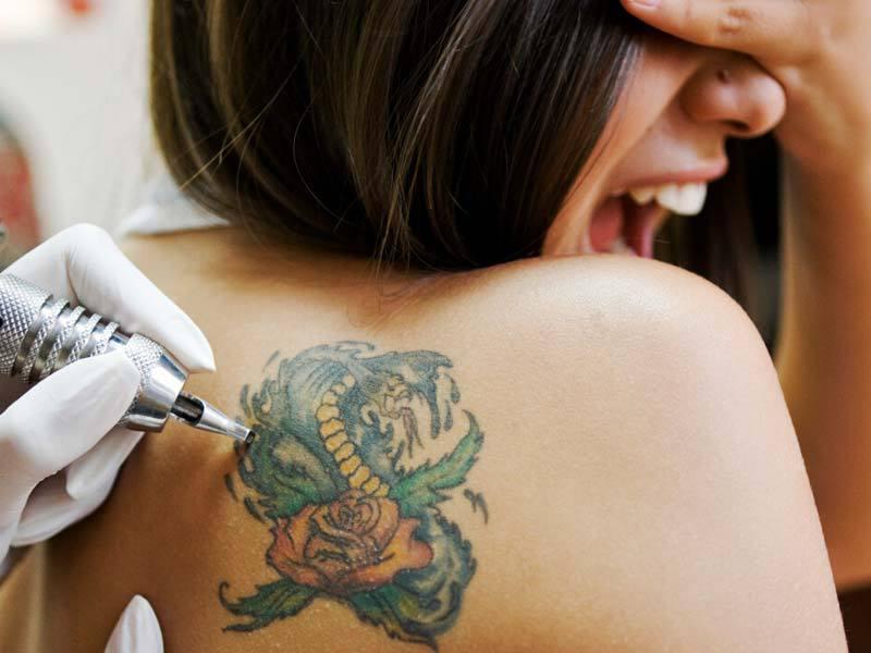 Что нужно знать перед тем, как сделать татуировку